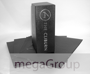 custom cd dvd replication leather cd dvd box set packaging silver foil stamping