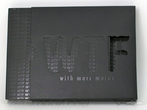 custom cd replication lettering die cut slipcase spot gloss